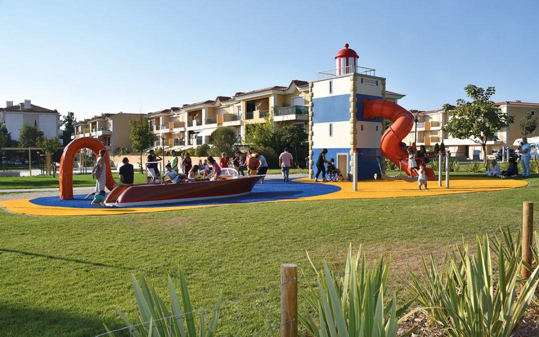 Parque Inclusivo Farol dos Cascalitos